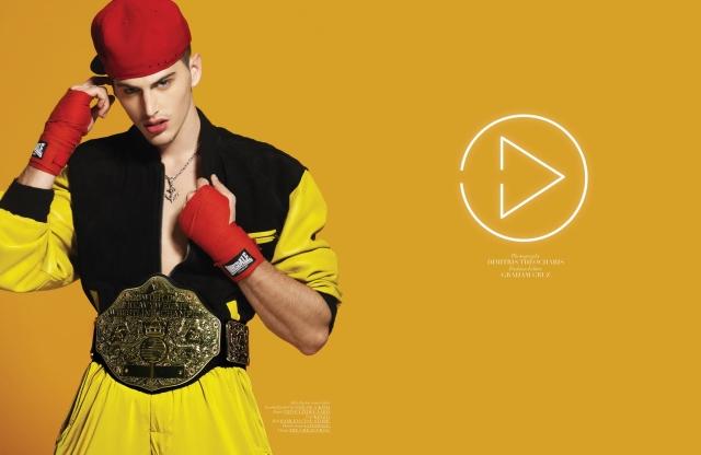 Homme Style Magazine